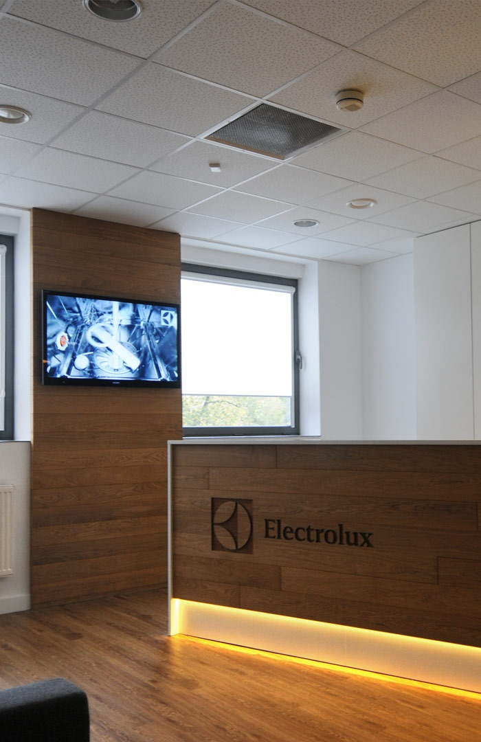 Commercial Electrolux